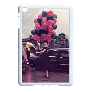 C-EUR Diy Case Audrey Hepburn Customized Hard Plastic Case For iPad Mini