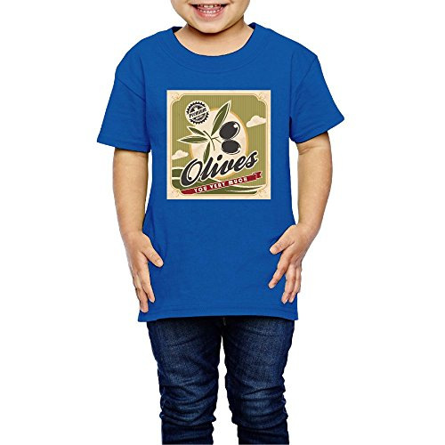 Olive You Very Much Kid's Cute Fashion Short Sleeve Political T - Holt Olivia Fashion