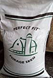The Dirty Gardener Perfect Pasture Seed Mix, 25 Pounds/1 Acre