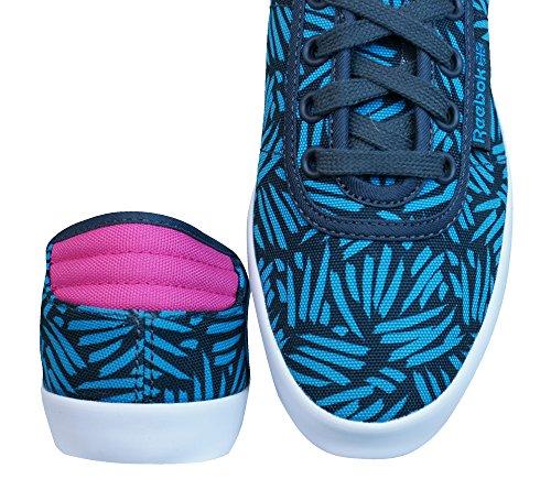 Reebok Zapatillas de deporte Blue NC mujeres de las Plimsole Classic ta7wrfqa