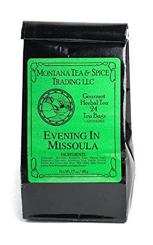 (Montana Tea & Spice Trading LLC. Gourmet Herbal Tea Evening in Missoula)