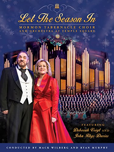 Let the Season In: Mormon Tabernacle Choir and Orchestra at Temple Square Christmas ()