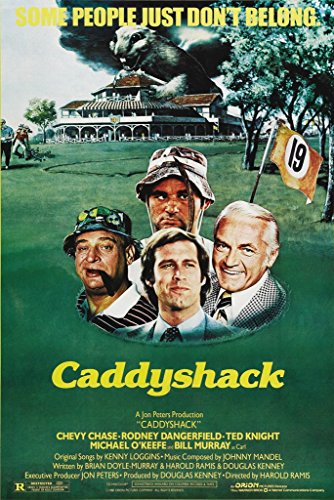 Caddyshack Movie Poster 24in x 36in