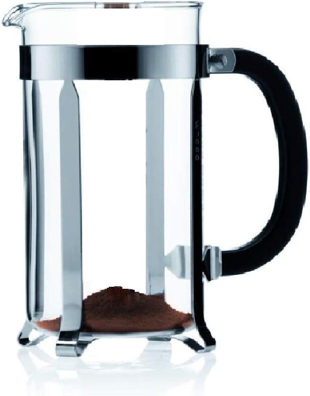 Top Shop repuesto vaso Bodum, Cafetera para 3 tazas, Negro, 0,35l ...