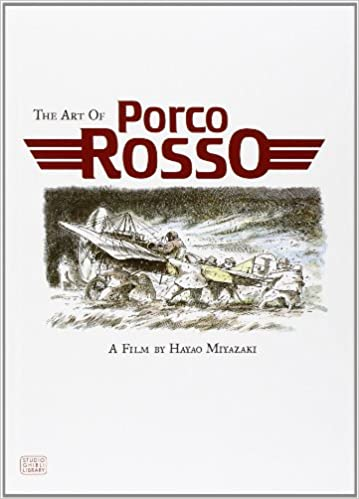 Book Art of Porco Rosso