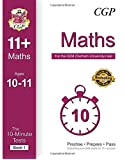 10-Minute Tests for 11+ Maths Ages 10-11 (Book 1) - CEM Test