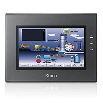 Kinco Automation MT4512TE HMI Touch Screen, 10 1