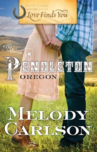 book cover of Love Finds You in Pendleton, Oregon