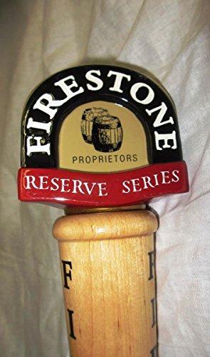 Red Tap Handle (Firestone Walker Proprietors Reserve Series Craft Beer Tap Handle (Red))