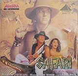 Safari - Hindi Film Music * Sanjay Dutt, Juhi Chawala with 4 Bonous Songs by Amit Kumar, Alka Yagnik, Sadhana Sargam, Kumar Sanu, Kavita K., S.P Balasubraman (0100-01-01)