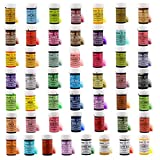 Full Set of 50 SUGARFLAIR edible concentrated gel food colours - Cake decoration essentials