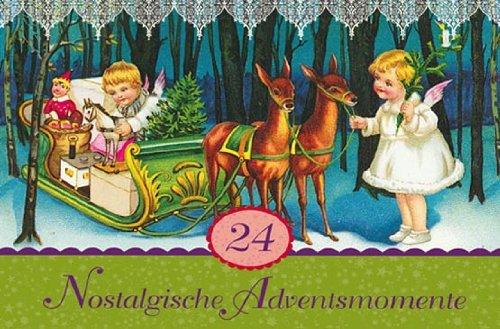 24 Nostalgische Adventsmomente