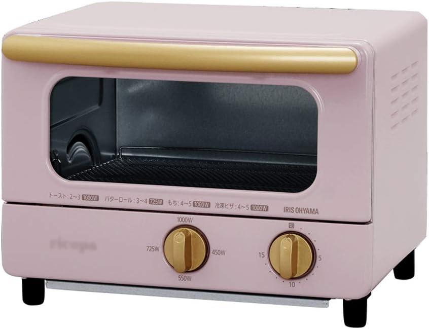 STBD-ベーキングトレイ、1000Wの調理能力、ホワイトブルーピンク、10Lを含む30分のタイマーを備えたスマートカウンタートップオーブンセット
