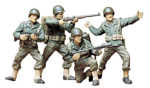 1s Fireplace (Tamiya Models U.S. Army Infantry)