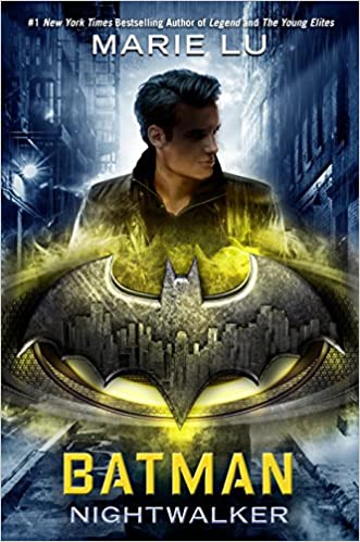 Image result for batman nightwalker