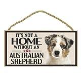 Imagine This Wood Sign for Australian Shepherd