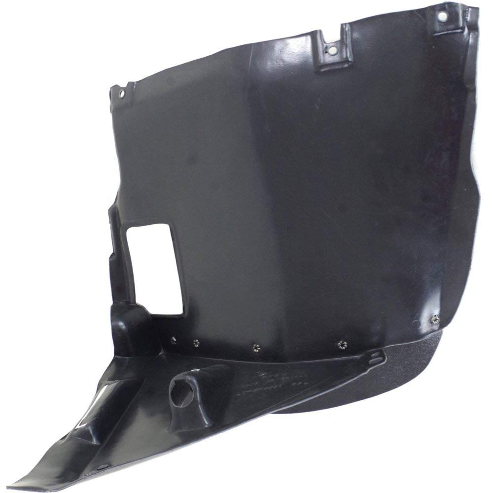 Fender Liner for 2001-2006 BMW 325xi 330xi Front Left & Right Side Set of 2 by Evan Fischer (Image #2)