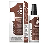 Revlon Uniq One All-in-One Hair Treatment, Coconut Oil 5.1 oz (Pack of 2)