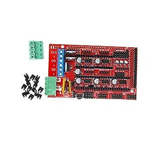 L.L.QYL Accesorios de Impresora 3D 1.4 Pieza del Panel de la Placa ...