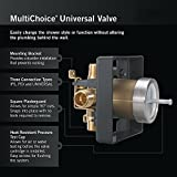 Delta Faucet R10000-UNWSHF MultiChoice Universal