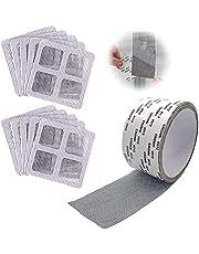 Window Screen Repair Tape Reparatie van Ramen en Deuren Scherm Reparatie Stickers Glasvezel Reparatietape Tape Mesh Patch Repair voor Screen Repair Tape voor Deur en Raam Scherm 5cm*200cm