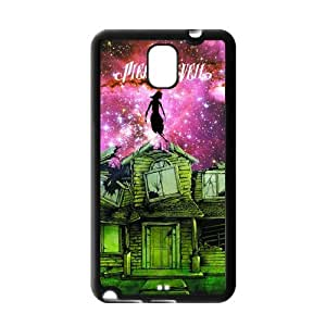 Fashion Pierce the Veil Personalized Samsung Galaxy Note 3 Gel Rubber Case Cover