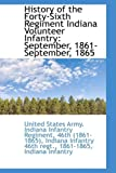 History of the Forty-Sixth Regiment Indiana Volunteer Infantry, United States Army. Indiana Regiment, 1103427466