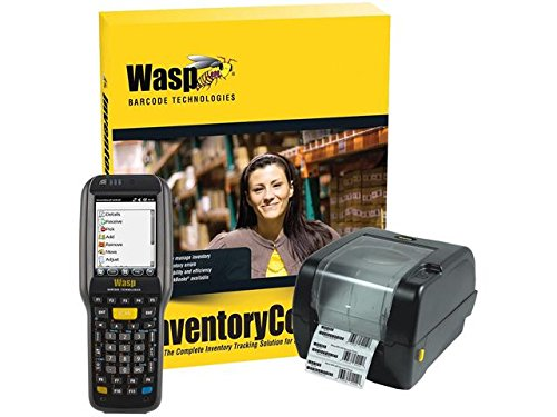 Wasp Barcode Inventory Control RF Enterprise, Inventory Tracking Solution with DT90 and WPL305, Unlimited (Wasp Inventory Control)