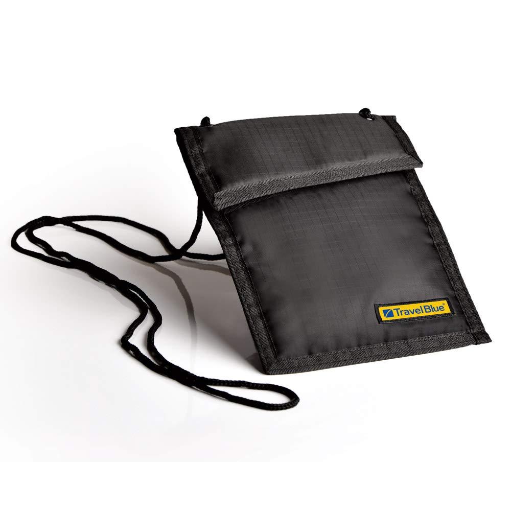 Amazon.com   Travel Blue Security Neck Wallet, Beige, One ...
