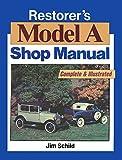 1928 1929 1930 1931 Ford Model A Shop Service Repair Book...
