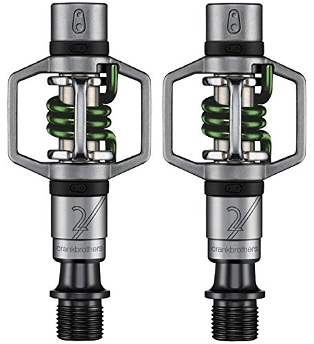 Crank Brothers Egg Beater Pedals (Crank Brothers Eggbeater 2 Pedals, Green)