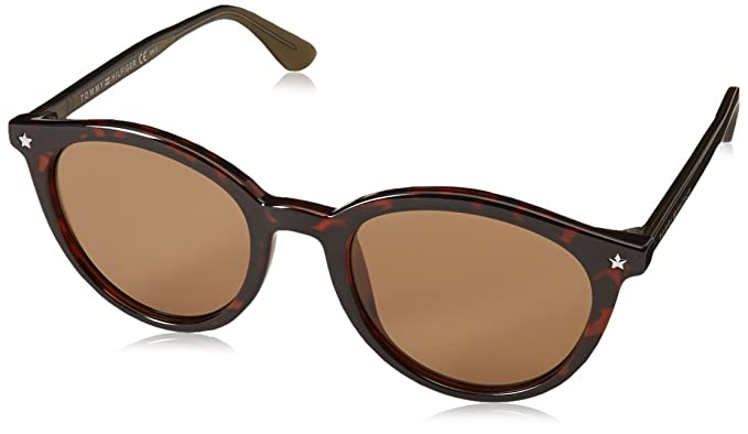 Tommy Hilfiger sunglasses (TH-1551-S 086/70) Dark Havana ...