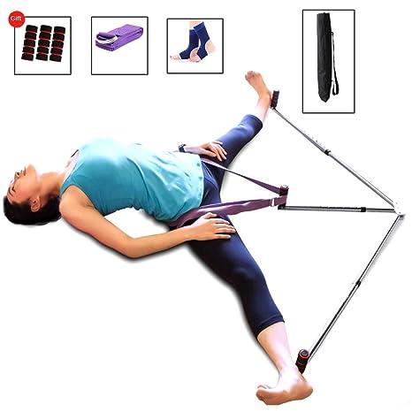 Amazon.com : Stainless Steel 3 Bar Leg Stretcher, Leg Split ...