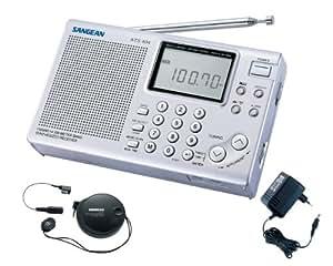 Sangean PAKKET-404 - Radio Portátil [importado de Alemania]