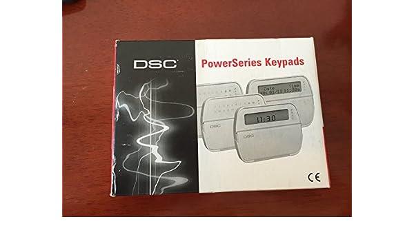 DSC PowerSeries pk5500 alarma teclado: Amazon.es: Electrónica