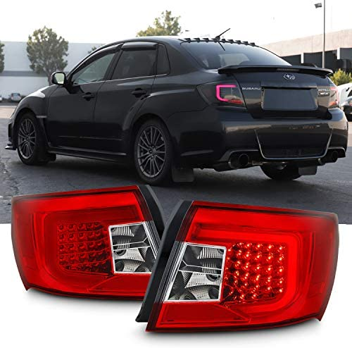 2007 Subaru IMPREZA OUTBACK SPORT Post mount spotlight 6 inch LED -Chrome Driver side WITH install kit
