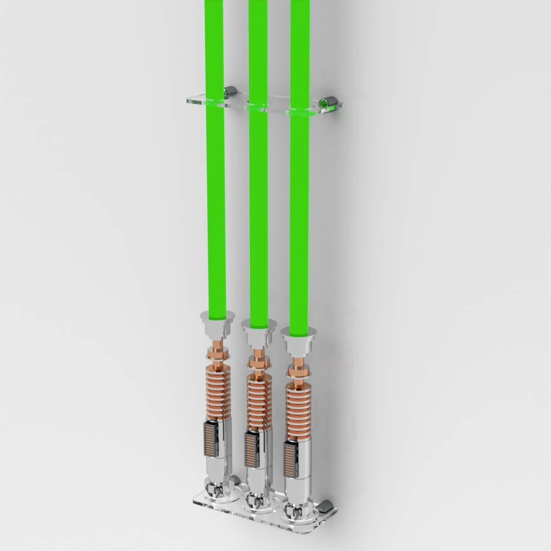 Plexico Lightsaber Wall Rack Star Wars Buy Online In Gibraltar At Desertcart