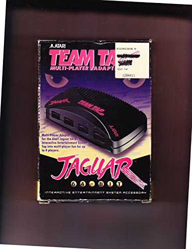 Team Tap Multi-Player Adapter Atari Jaguar 64 Bit