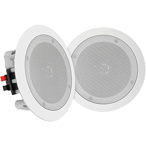 """Pyle Pair 6.5"""" Bluetooth Flush Mount In-wall"""