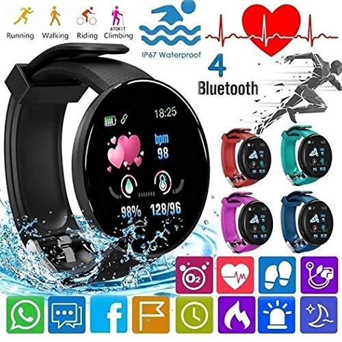 Konbuos Unisex Multifuncional Impermeable Bluetooth Pulsera ...