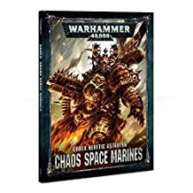 Codex: Chaos Space Marines 2017 English