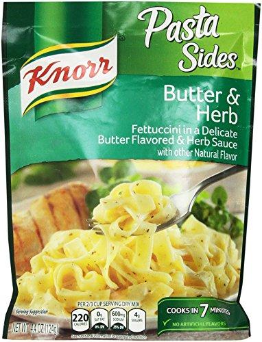 Herb Butter Pasta - 8