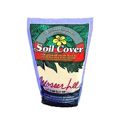 Mosser 1110 Desert Sand Soil Cover, 5 pounds
