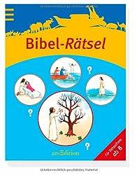 Bibel-Rätsel (Rätsel ab 8 Jahren)
