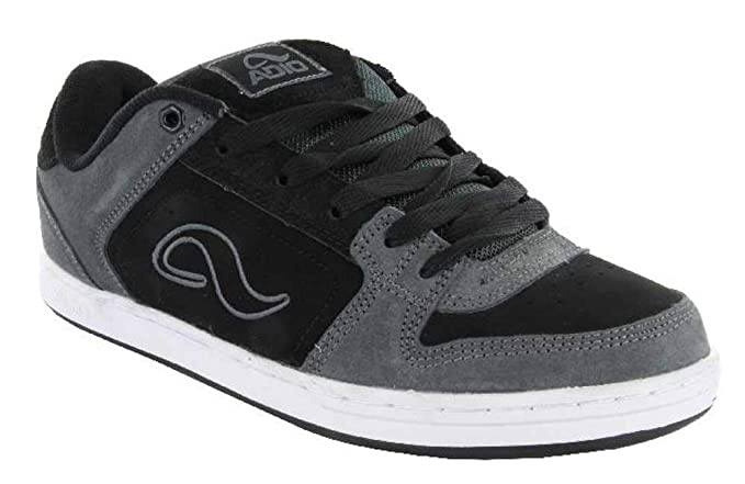 c2f9ab9871790c Adio Skateboard Shoes- The Switch- Black Charcoal