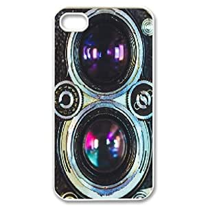 Custom Vintage Camera Protective Case, DIY Vintage Camera Cover for iPhone 4,4S
