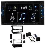 2016 Volkswagen Passat VW JVC DVD Player Monitor w/Bluetooth/USB/iPhone/Android