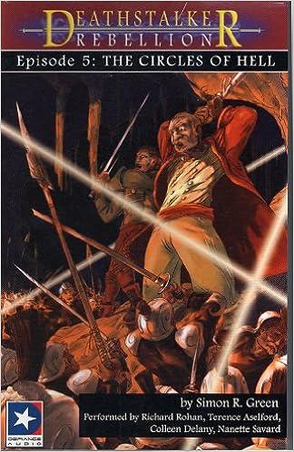 Deathstalker Rebellion  The Circle of Hell  Simon R. Green  9781931953276   Amazon.com  Books dea201d90