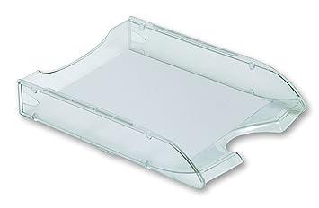 Fellowes E041TN De plástico Transparente - Bandeja de escritorio (De plástico, Transparente, 244