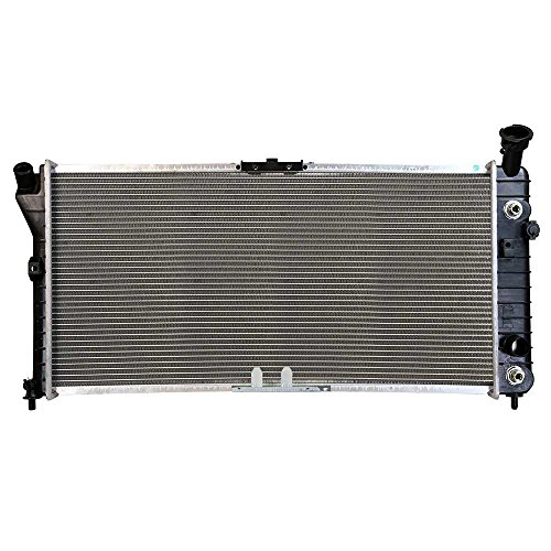 Prime Choice Auto Parts RK725 Aluminum Radiator